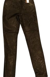 Marchesa Voyage Straight Pants Black