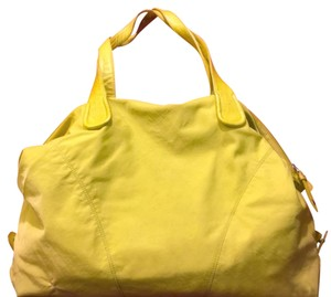 Hobo International Tote in Yellow