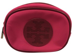 Tory Burch Tory Burch Billie Small Cosmetic Case in Fuschia