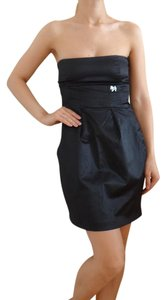 Miss Sixty short dress black on Tradesy