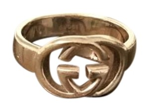 Gucci Gucci Double G Interlocking band