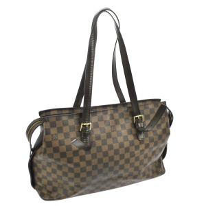 Louis Vuitton Tote in brown/multi