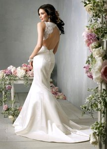 Jim Hjelm 8859 Wedding Dress