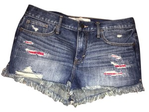 Abercrombie & Fitch A&f Denim &fitch Mini/Short Shorts demin