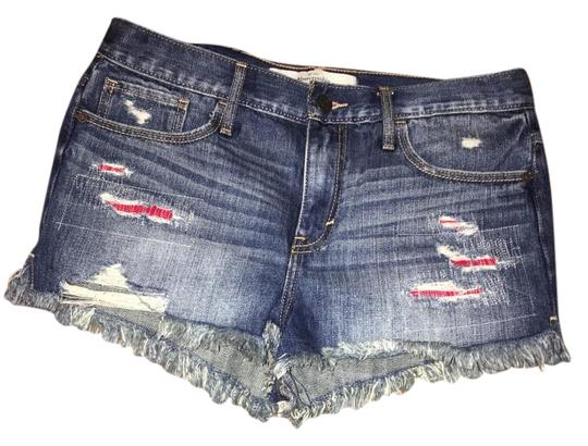 free shipping Abercrombie & Fitch & Hight Rise Mini/Short Shorts - 51% Off Retail