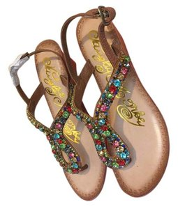 Naughty Monkey Multi color Sandals