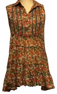 Free People Sundress Top Multi