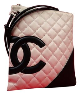 Chanel Quilted Sac Cross Body Bag