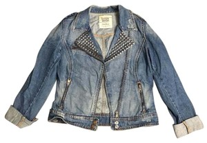 Zara Blue jean Womens Jean Jacket