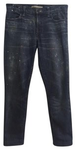 Vince Skinny Paint Unique Skinny Skinny Jeans-Medium Wash