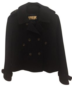 Royal Party (Japanese Designer) Pea Small Wool Pea Coat