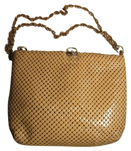 Whiting & Davis Vintage Metal Mesh Shoulder Bag