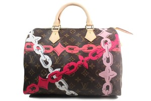 Louis Vuitton Speedy Bay Speedy Tote in Monogram