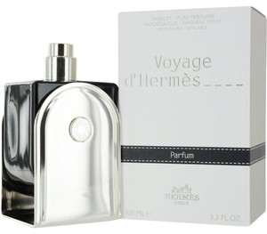 Hermès VOYAGE D'HERMES EDT Spray Refillable UNISEX ~ 3.3 oz / 100 ml