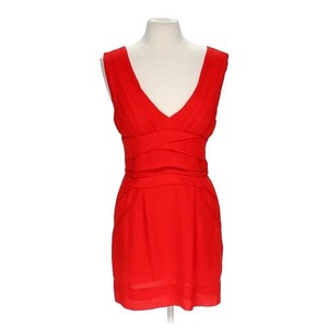 BCBGeneration short dress Red on Tradesy