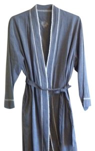 Eileen West Short cotton Gown & Robe Set