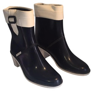 Burberry Blue Boots