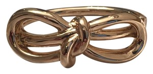 Banana Republic Gold Bow Bangle