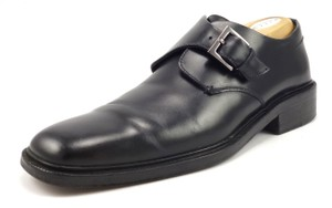 Gucci Men's Leather Monk Strap Loafer
