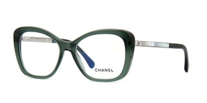 Chanel CHANEL EYEGLASSES MOTHER OR PEARL