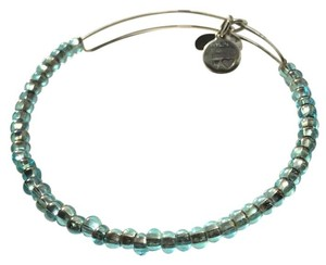 Alex and Ani Ocean Mist Shimmering Sea Bead EWB