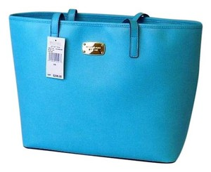 Michael Kors Tote in AQUAMARINE