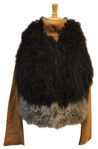 Juicy Couture Lambskin Fur Vest