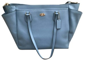 Coach Tiffany Blue Diaper Bag