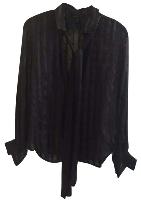 Item - Green Shadow Blouse Size 4 (S)