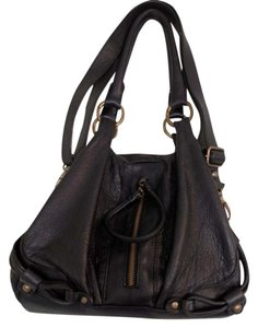 Hype Leather Handbag Shoulder Bag