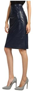 Tibi Isabel Marant Iro Rag & Bone Tory Burch Lela Rose Skirt Blue