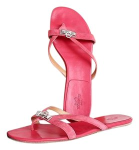 Herms Orans Chanel Corfou Coral Corfou Sandals