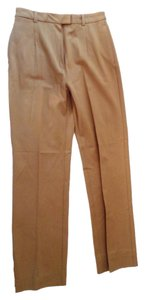 Henri Bendel Trouser Pants Camel
