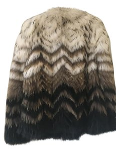 Theory Fur Luxury Designer Fur Coat