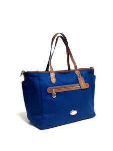 Coach Twill/canvas F37758 BRIGHT MINERAL Diaper Bag