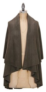 Look by M Shawl Vest Poncho Cape Sweater