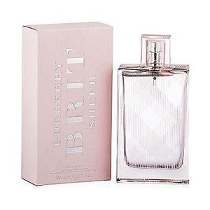 Burberry Brit Sheer by Burberry 3.4 oz EDT Perfume for Women New In Box