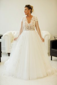 16108 Wedding Dress