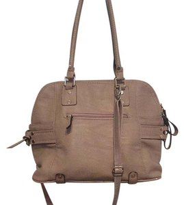 Clarks Satchel in Taupe
