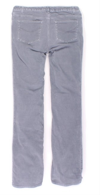 J. Jill 8 Tall Boot Cut Pants Grey