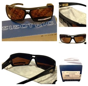 Electric BSG BLK/BRONZE GLASS POLARIZED