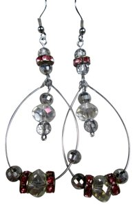 LN accessories LN accesories chandelier earrings