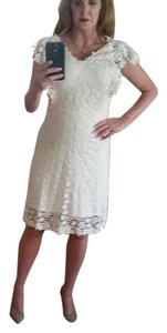 Elie Tahari Lace Dress