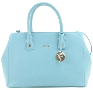 Furla Satchel in ACQUAMARINA