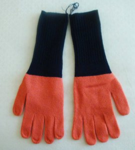 J.Crew wool/cashmere gloves
