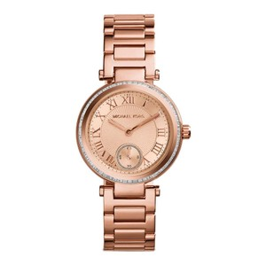 Michael Kors Collection MICHAEL KORS MK5971 MINI SKYLAR ROSE GOLD WATCH