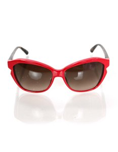 Dior Christian Dior Red and Tortoise Sunglasses