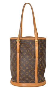 Louis Vuitton Bucket Gm Lv Bucket Gm Tote in Brown