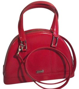 Moschino Tote in Red