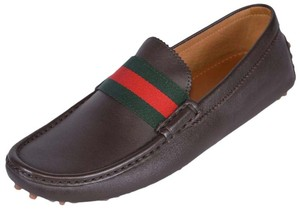 Gucci Men's Loafers Men's Loafers Loafers Loafers Brown Flats